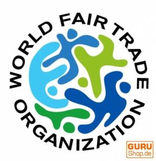 Handgemachte Duftseife im Baumwollsäckchen, 100 g Fair Trade - Black Rice - Vorschau 2