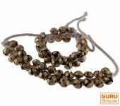 Indische Ghunggoo, ein Paar Fußglöckchen, Armglöckchen, Tanzschelle, Armband