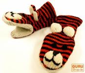 Handschuhe Tiger