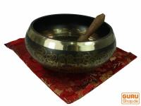 Klangschale aus Nepal 18 cm