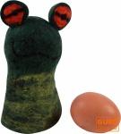 Filz Eierwärmer - Frosch