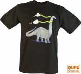 Fun T-Shirt `Langhals`