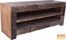 Fernsehtisch aus Recycel-Holz (JH0-003)