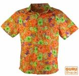 Hippiehemd, Hawaii Hemd
