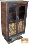 Antiker Glasschrank (JH1-163)