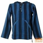 Goa Kapuzenshirt, Baja Hoody - blau