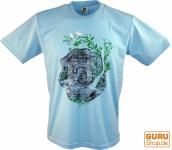 Fun T-Shirt `Baumscheibe`