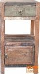 Antikes Beistellschränkchen mit Schublade (JH1-30)