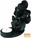 Ganesha Teelichthalter