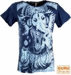 Baba T-Shirt Ganesh - blau