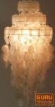 Muschel Leuchte Sakawa 60cm