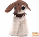 Filz Eierwärmer - Hund