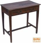 Antiker Schreibtisch mit 1 Schublade