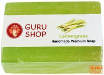 Guru-handmade Seife Lemongras