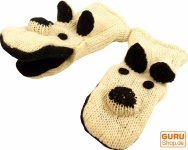 Kinderhandschuhe, Tierhandschuhe Hund