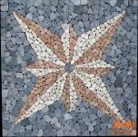 Stern Mosaik Ensemble (90*90 cm)