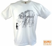 Fun T-Shirt `Haustier`