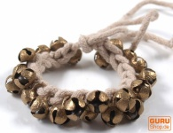 Glöckchen Fußrassel - Armband Fußkette 3