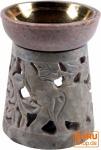 Duftlampe aus Speckstein Nr. 15