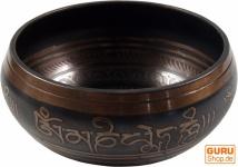 Klangschale 12 cm aus Nepal 1