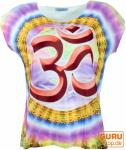 Psytrance T-Shirt, Yoga T-Shirt, Retro T-Shirt - OM