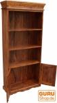 Aufwendig verziertes Bücherregal im Vintage Look - Modell 3