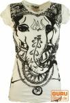 Sure T-Shirt Ganesh - weiß