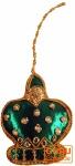 Baumbehang mit Perlen