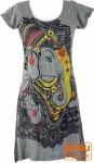 Baba Longshirt, Psytrance Minikleid Ganesh
