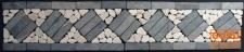 Mosaikfliesen Bordüre - Design 2