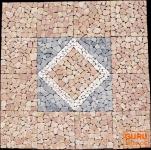 Quadratisches Mosaik Ensemble (120*120 cm) (En-3)
