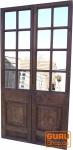 Alte Spiegeltür, Wandspiegel, Wanddekoration, Paravent