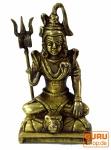 Shiva Talisman aus Indien