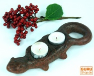 Kerzenhalter, Teelichthalter Keramik Nr.10