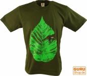 Fun T-Shirt `Blatt`