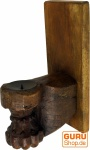 Antiker Wandkerzenhalter `Rajasthan`- 1
