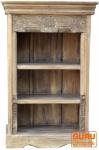 Antikregal, Bücherregal