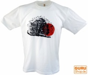 Fun T-Shirt `Vogelflug`