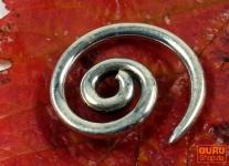 Ohrring Spirale 2 cmDehnungsspirale Piercing Spirale