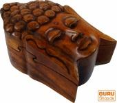 Puzzlebox, Schmuckschatulle Buddha 3