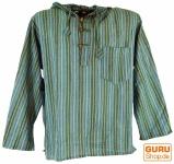 Nepal Hemd Goa Hippie Sweatshirt - grün