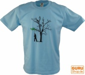 Fun T-Shirt `Toter Baum`