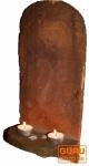Dachziegel KerzenhalterBiberschwanz Wand Kerzenhalter