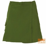 Goa Shorts, Hosenrock - olive