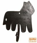 Eisen Wandhaken `Pferd`