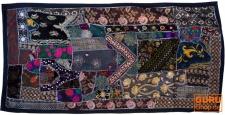 Orientalischer Tischläufer, Wandbehang, Einzelstück 130*65 cm