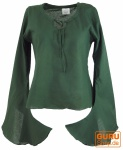 Hippie Bluse MA 4 - olive