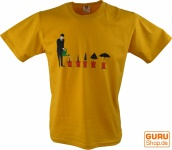 Fun T-Shirt `Wachstum`