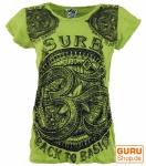 Sure T-Shirt OM - lemon