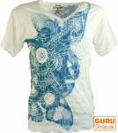 Pure T-Shirt - Dance weiß